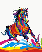 Load image into Gallery viewer, Colorful Running Horse Kit