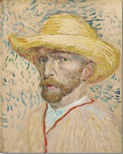 Load image into Gallery viewer, Famous Van Gogh Self Portrait - Painting  Kit