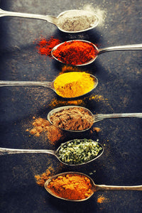 spices painting