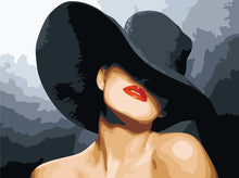 Load image into Gallery viewer, Lady With Hat
