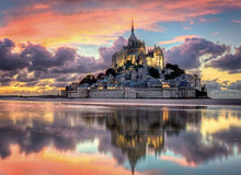 Load image into Gallery viewer, MontSaint-Michel painting kit