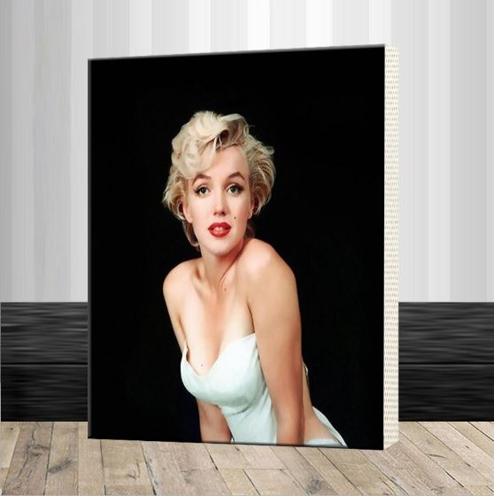 Marilyn Monroe - Paint  by Numbers Kit