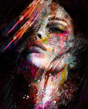 Load image into Gallery viewer, Stunning Women - Abstract Paint by Numbers