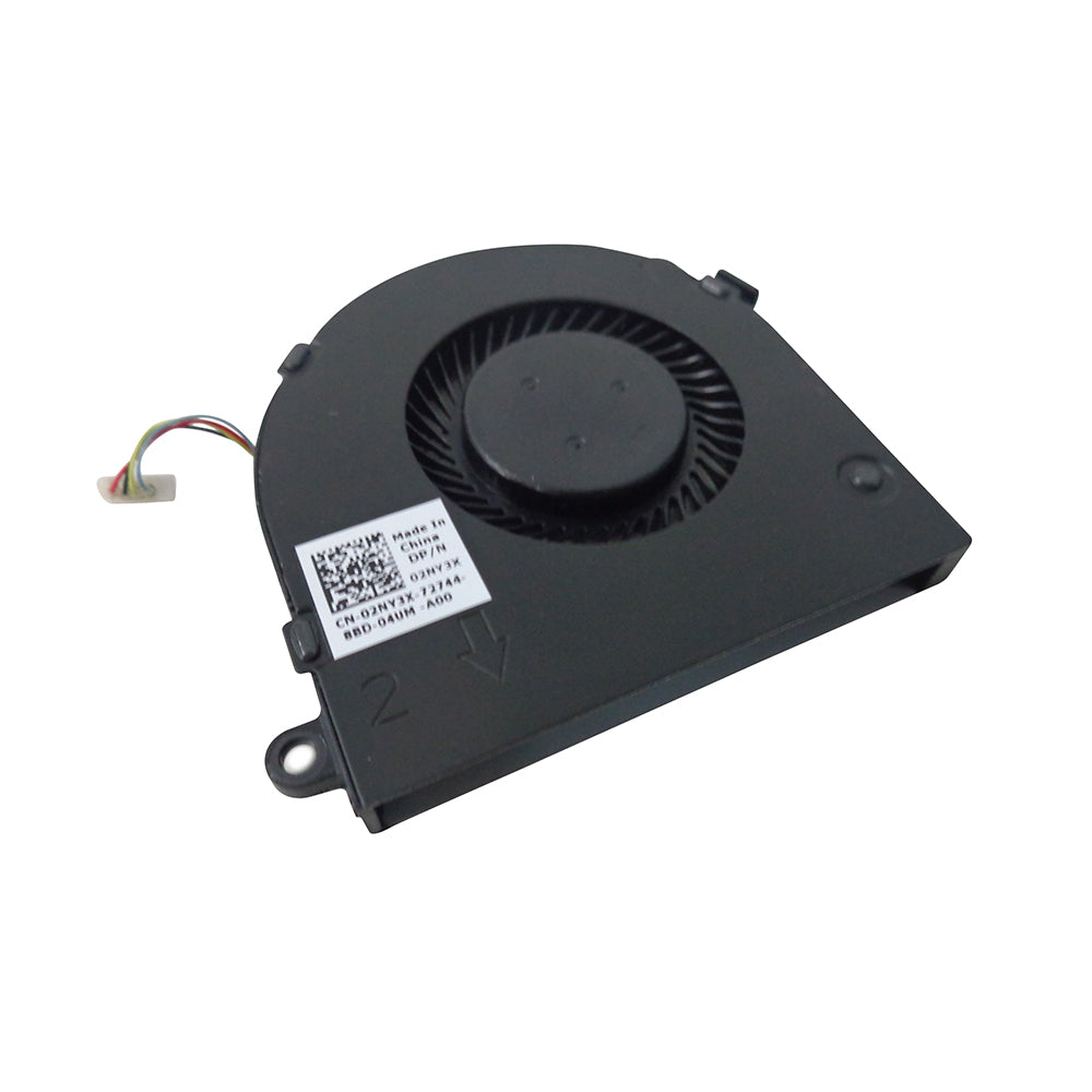 Cpu Fan for Dell Chromebook 3380 Latitude 3380 Laptops Replaces 2NY3X