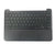 HP Chromebook 11 G4 EE Laptop Palmrest Keyboard & Touchpad 851145-001
