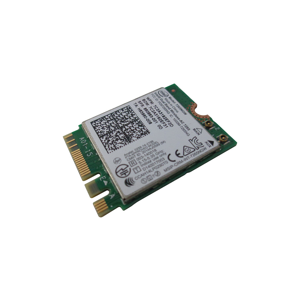 Acer Chromebook KE.11A0N.001 7265NGW Wireless WLAN Card