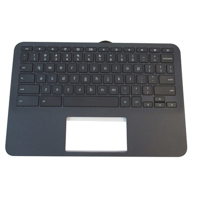 HP Chromebook 11 G8 EE Palmrest w/ Keyboard L90339-001