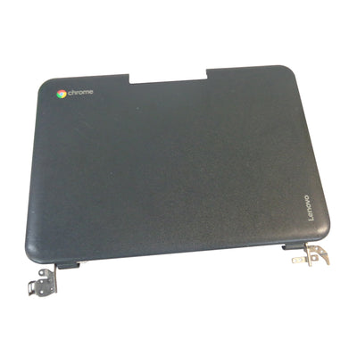 Lenovo Chromebook N22 Lcd Back Cover w/ Hinges & Wireless Cables