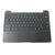 Samsung Chromebook XE500C13 Laptop Palmrest Keyboard & Touchpad