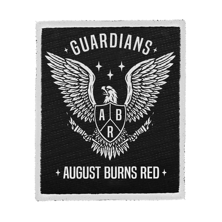 Guardians / Wolf T-Shirt + LP (Full Moon) + Patch