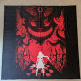 Red Cheshire Tapestry - Mysterious Shop