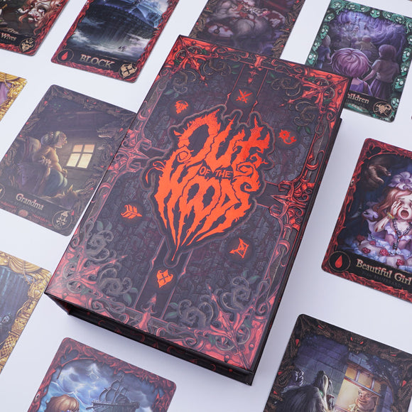 Out of the Woods (card game) - Mysterious Shop