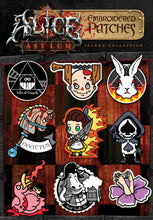 """Alice: Asylum"" Embroidery Patch Set - 2nd Edition - 奥 Mysterious"