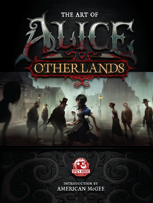 Art of Alice: Otherlands (Book) - Mysterious Shop