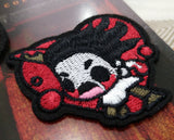 """Alice: Asylum"" Embroidery Patch Set - 奥 Mysterious"