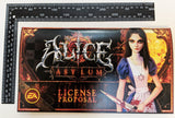 Alice: Asylum (License Proposal Booklet) - 奥 Mysterious