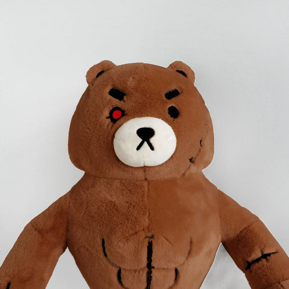 Plushie Dreadfuls -  Bearfisted Ripped Bear - Mysterious Shop