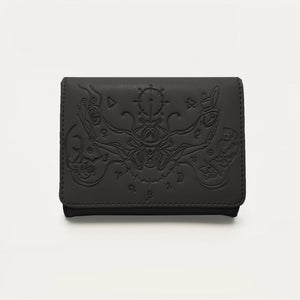 Alchemy - Leather Wallet - Mysterious