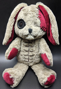 White Rabbit Plush - 奥 Mysterious