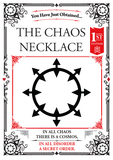 Chaos Necklace - Mysterious Shop