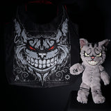 Cheshire Kitten Plush Collector Set - Mysterious
