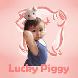 Lucky Pig Jewelry and Pig Plush Set - Mysterious Shop