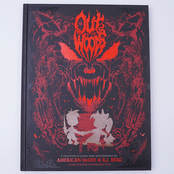 Out of the Woods (Illustrated Book) - 奥 Mysterious