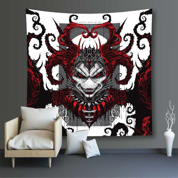 Heart of Darkness Tapestry - Mysterious Shop