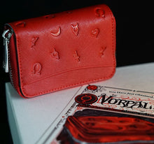 Red Mercury Wallet - 奥 Mysterious