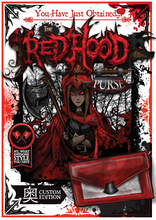 Red Hood Purse - 奥 Mysterious