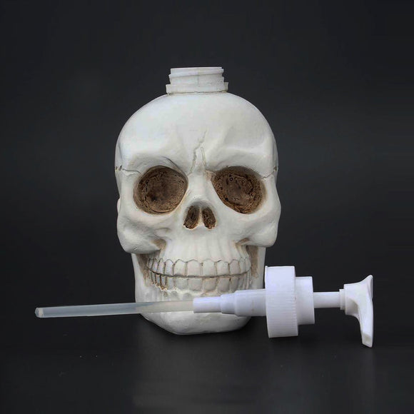 Skull Of Doom 2020 Soap (or Soup) Dispenser