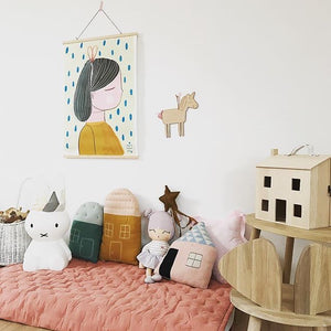 unicorn wallhanging