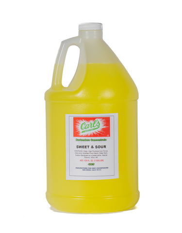 Carls Sweet & Sour 1GAL