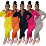 2pc Women Jogging Suit