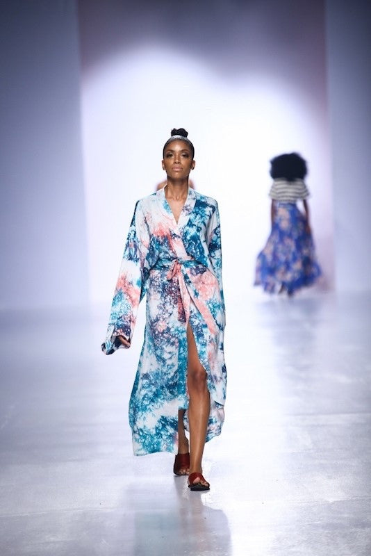 Eki's Highlights and Top Celeb Moments on the Runway Featuring Studio 189 @ Hieneken Lagos Fashion & Design Week 2016