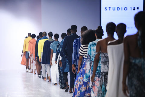Our Ss17 Runway Debut At Lagos Fashion And Design Week Nigeria Studio One Eighty Nine