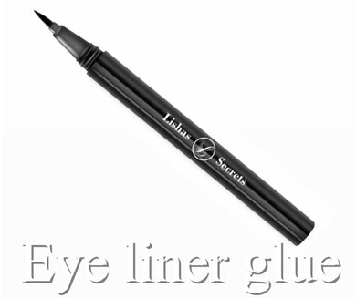 Magic eyeliner (lash glue) black