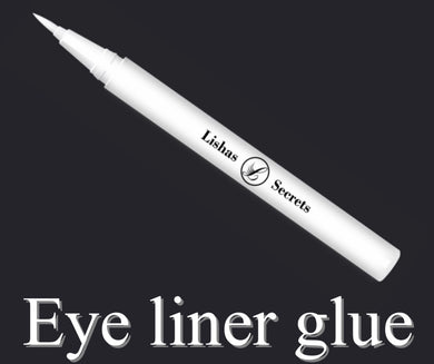 Magic eyeliner (lash glue) transparent