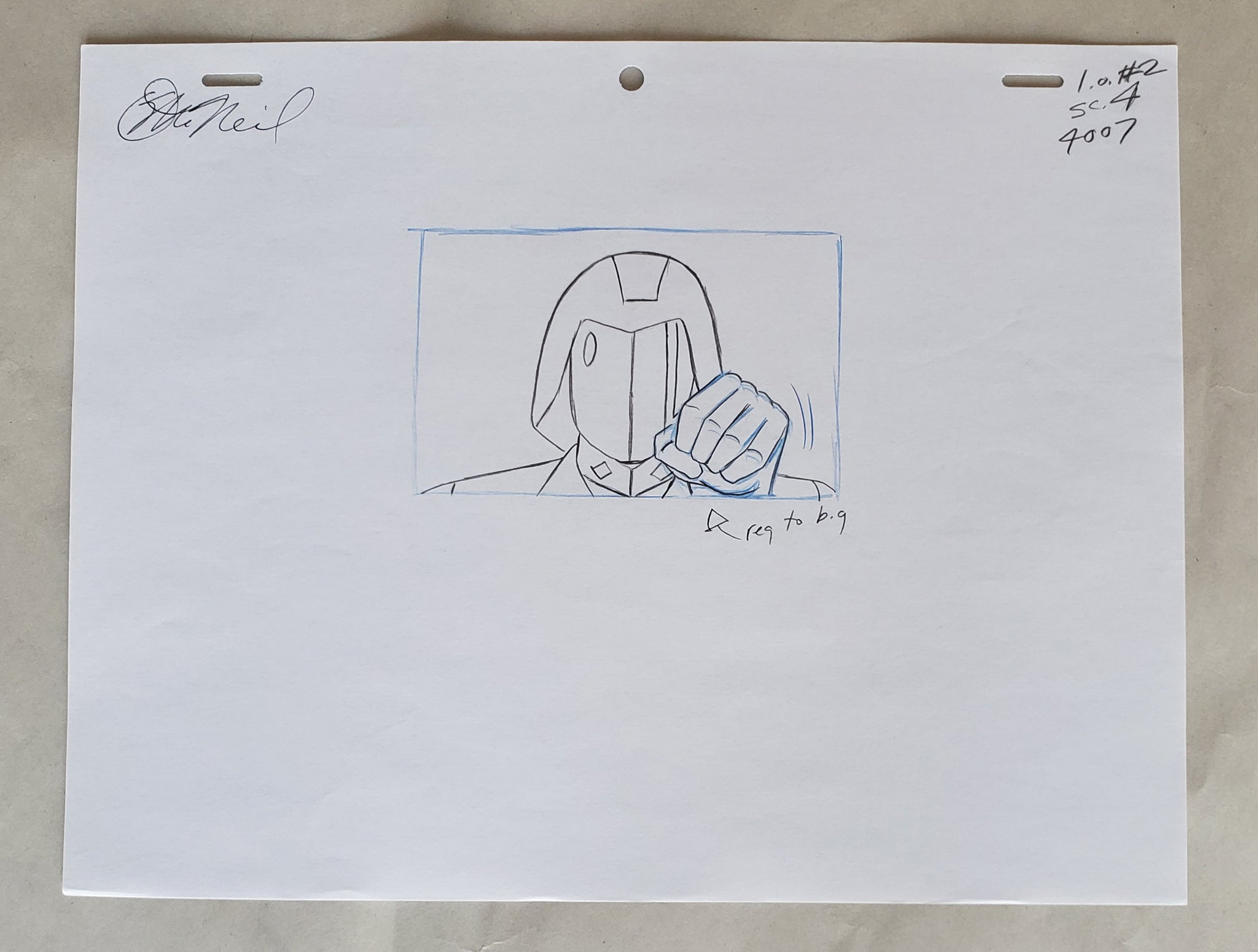 Cobra Commander 33 (EX0135) - Animation Legends