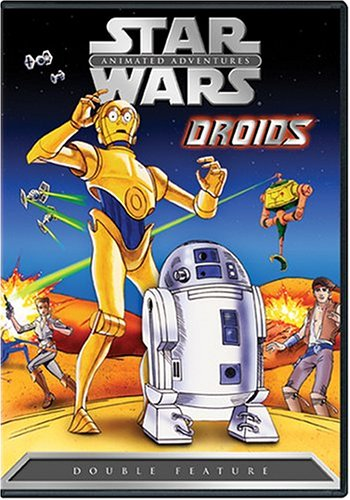 Star Wars: Droids animated tv show