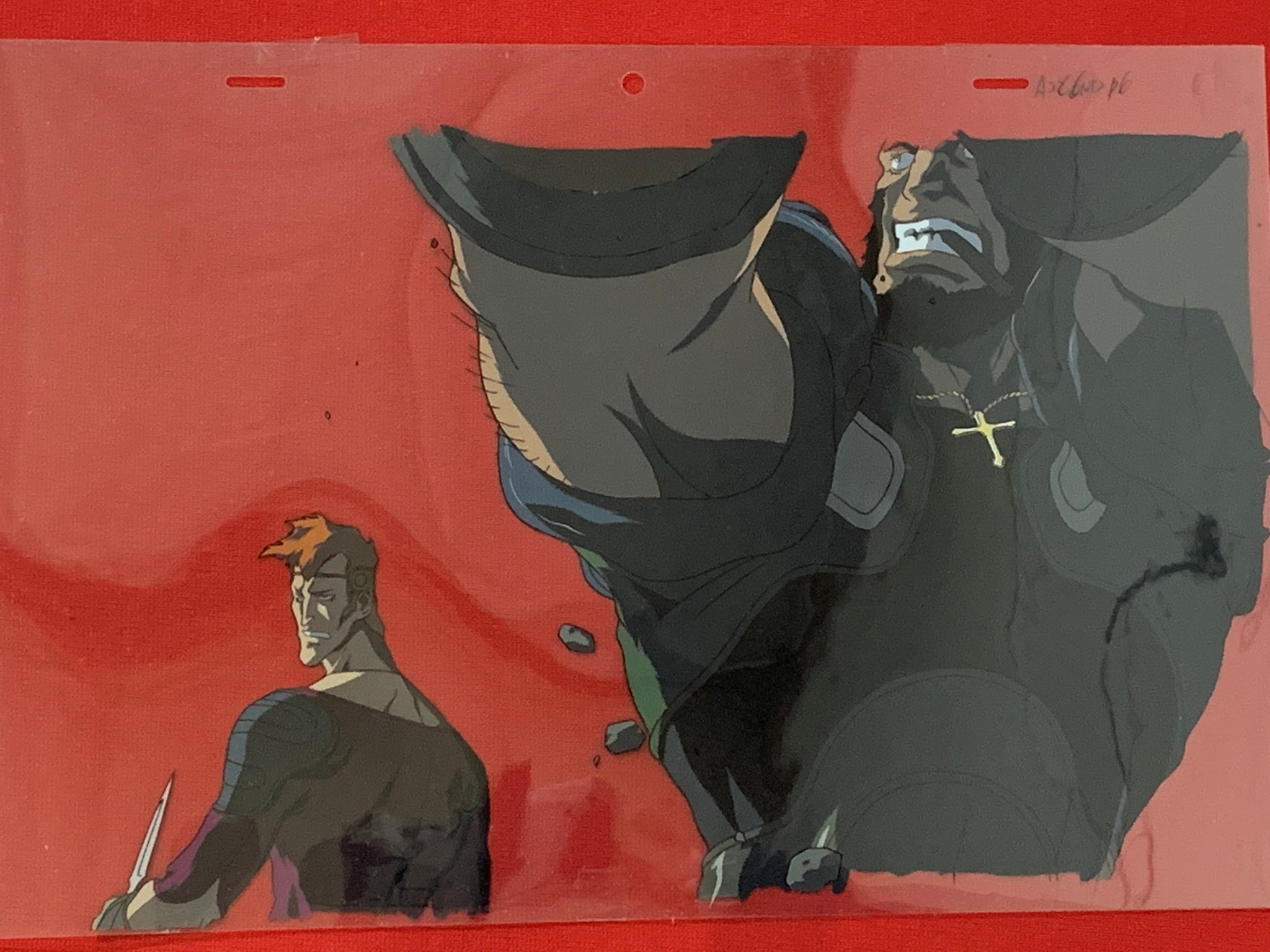 Vampire Hunter D cel 1 EX0935 - Animation Legends