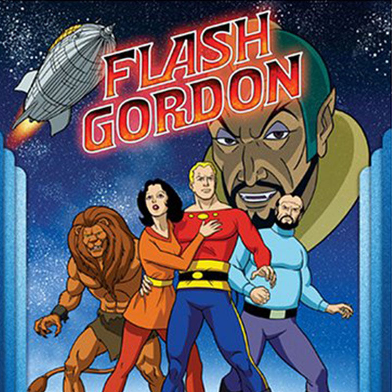 Flash Gordon - Animation Legends