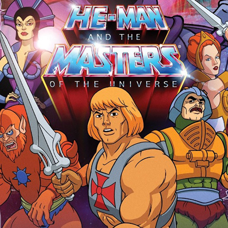 He-Man and the Masters of the Universe (Large Cels)