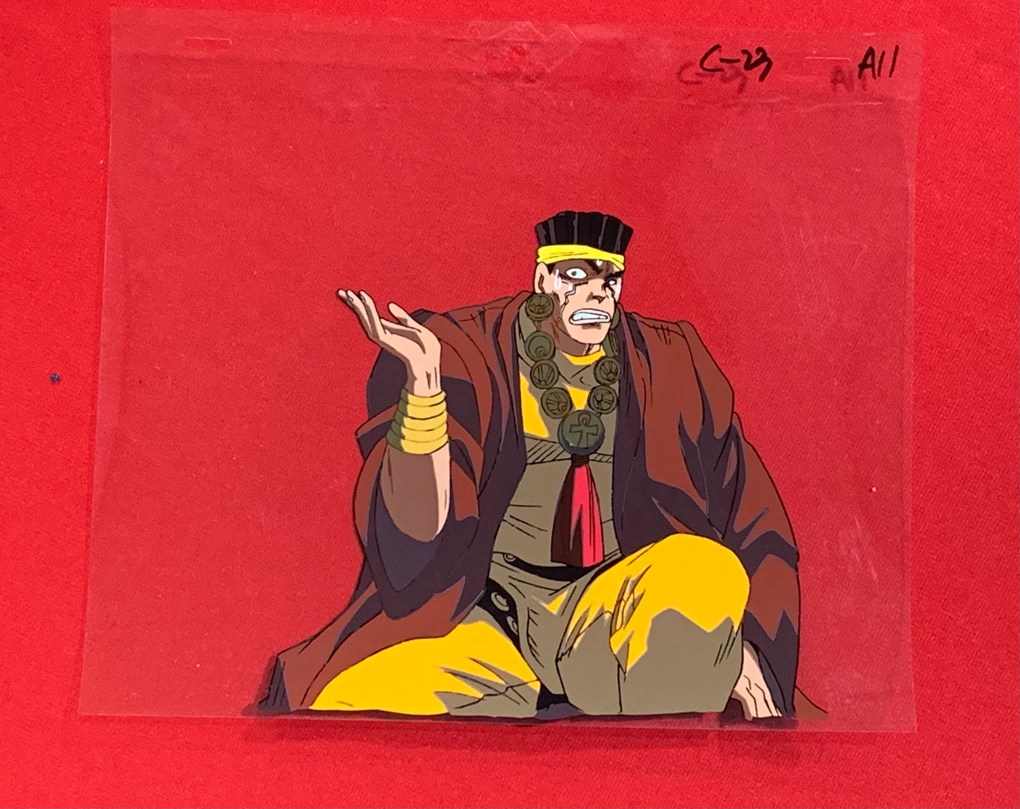 JoJo Bizarre Adventure Muhammad Avdol (EX0626) - Animation Legends