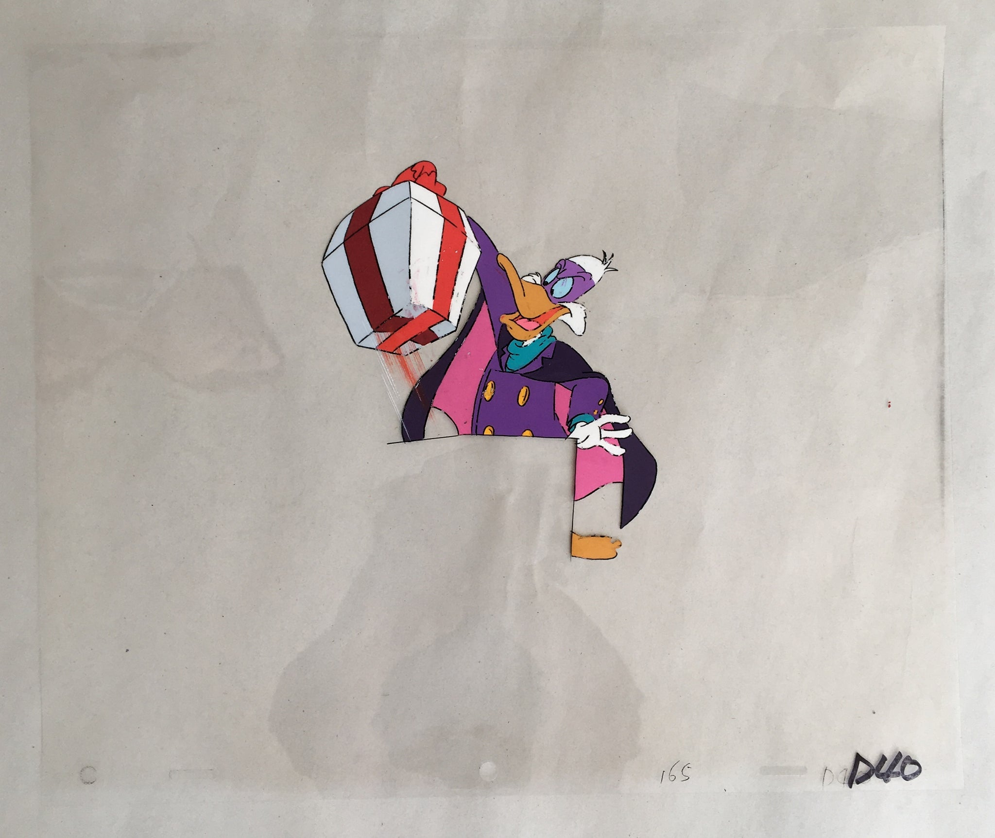 DarkWing Duck (EX0088) - Animation Legends
