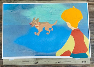 All Dogs Go to Heaven Two Cel 2 (EX0170) - Animation Legends