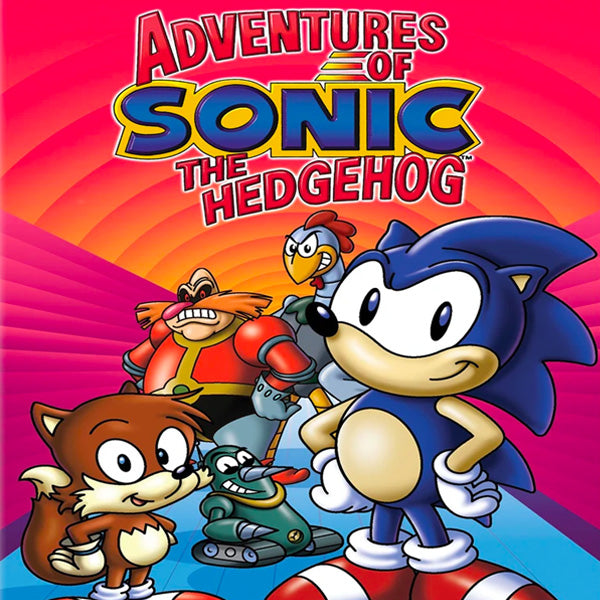 Adventures of Sonic the Hedgehog - Animation Legends