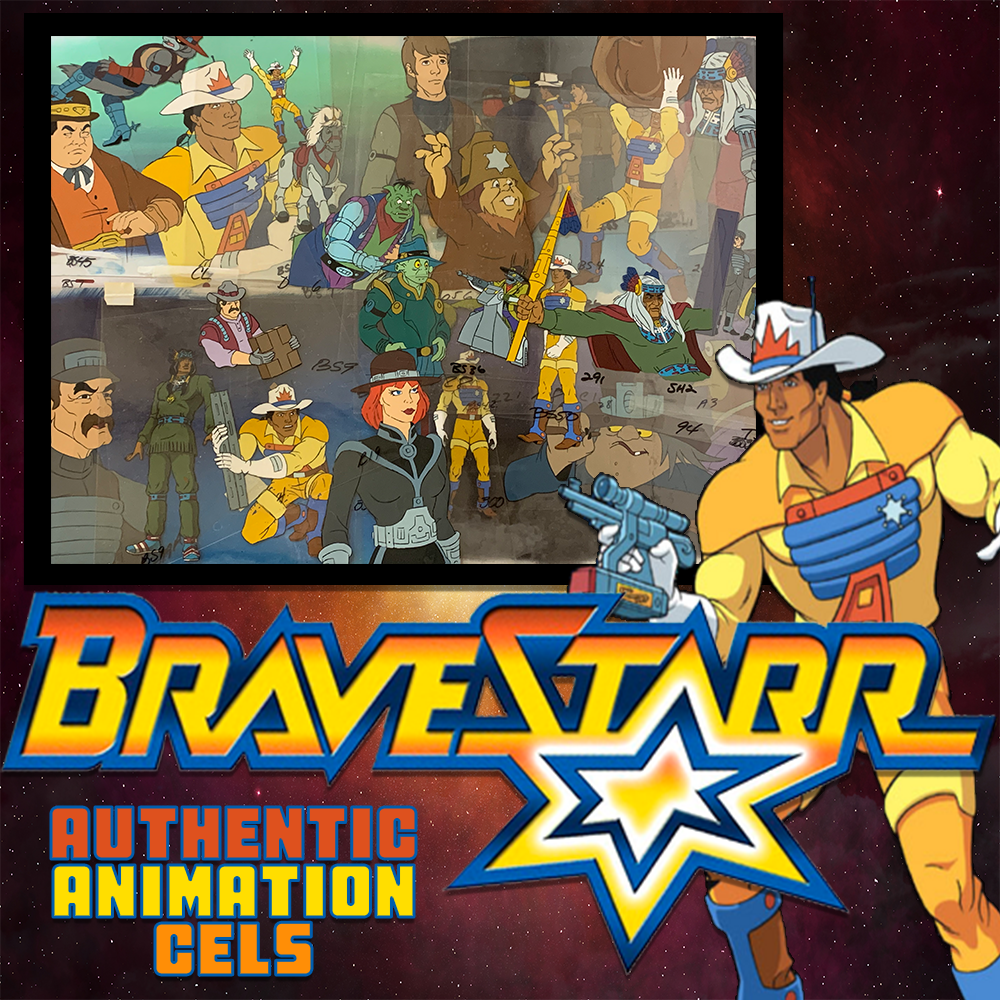 Bravestarr - Animation Legends