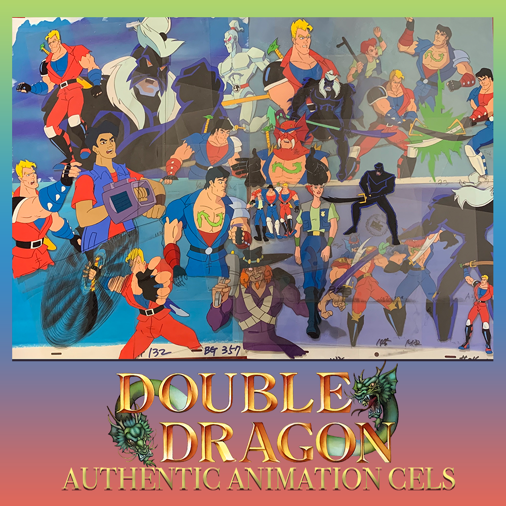 Double Dragon - Animation Legends
