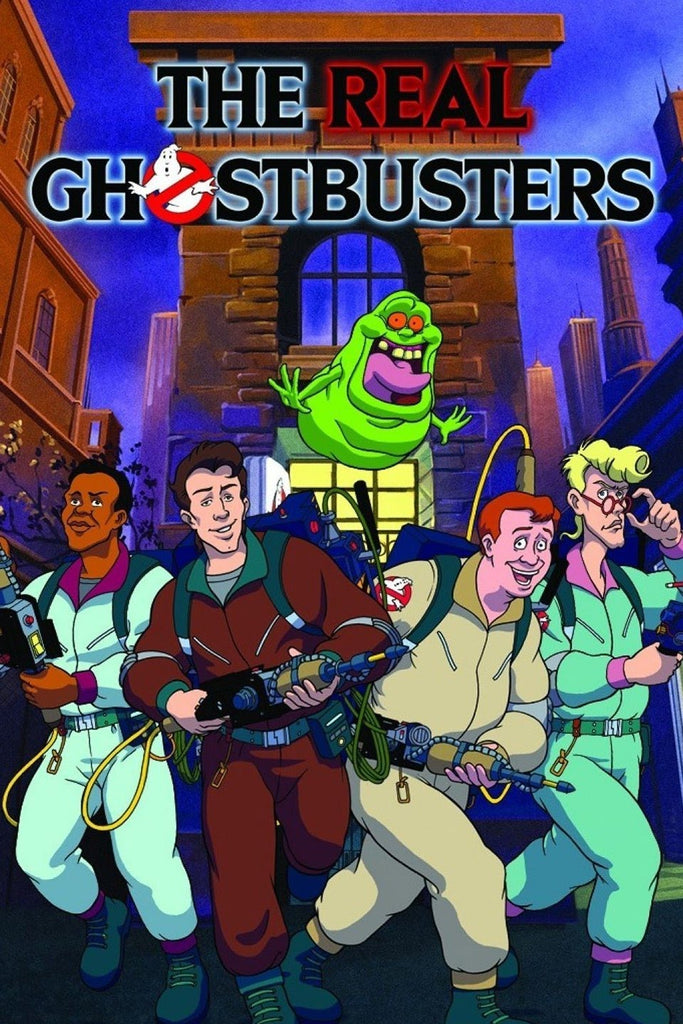 The Real Ghostbusters - Animation Legends